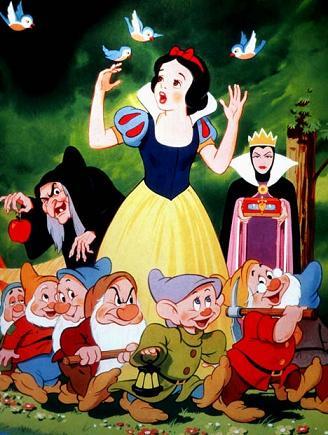Snow White and the Seven Dwarfs ~ Kids Stories - Lama Katha, Stories