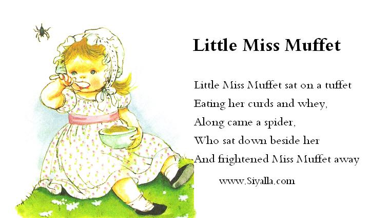 Little Miss Et Nursery Rhymes