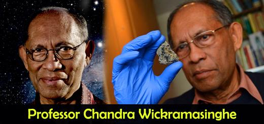 Image result for Professor Chandra Wickramasinghe
